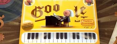 Google dedica a Bach su primer doodle con inteligencia artificial y nos permite componer nuestra propia pieza musical