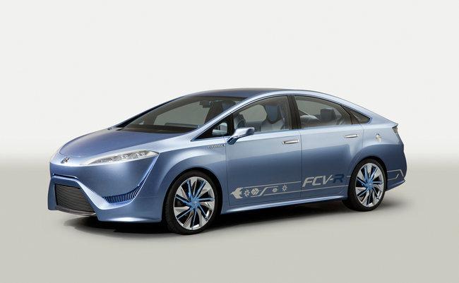 Toyota hidrógeno