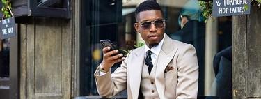 De la oficina a la boda: así se lleva el tan suit en el mejor street-style de la semana