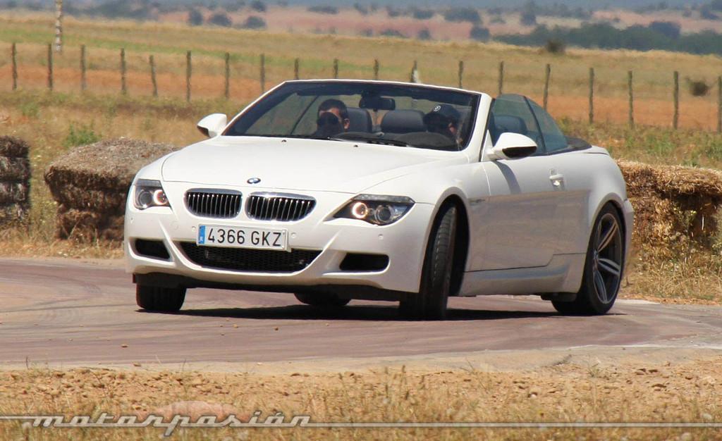 Foto de BMW M6 Cabrio (prueba) (40/68)
