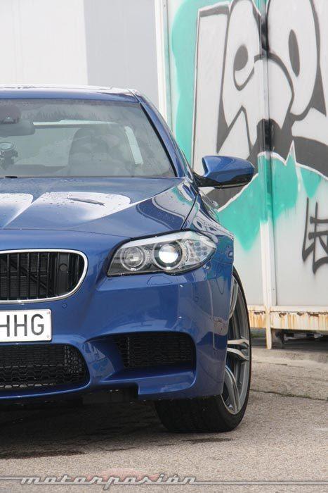 Foto de BMW M5 (Prueba) (13/136)