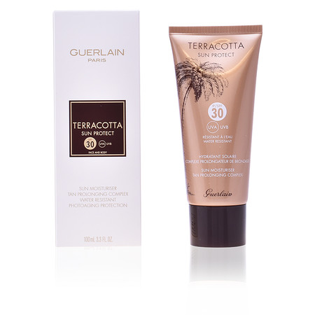 crema corporal protector solar