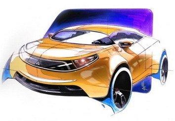 Mitsubishi CT Concept