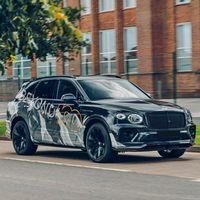 El nuevo Bentley Bentayga Speed se ha dejado ver antes de su presentación, y quiere seguir siendo el SUV más rápido del mundo