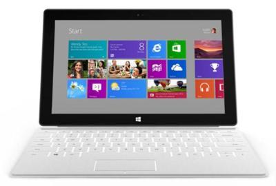 Microsoft acelera la producción de su Surface RT