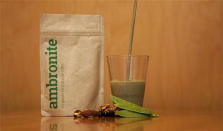Ambronite se suma a la tendencia de las comidas en forma de bebida