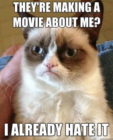 'Grumpy Cat', la película