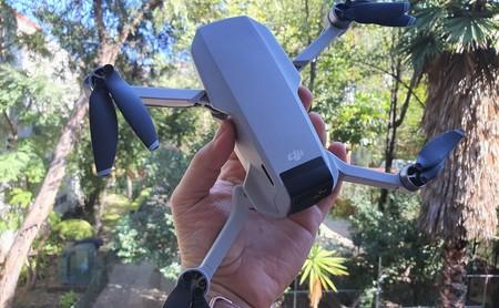 Mavic Mini, lo hemos probado: el dron más pequeño de DJI, pero no por eso el menos divertido