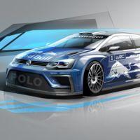 Primer aviso del Volkswagen Polo R WRC: menos kilos, más caballos y muy agresivo