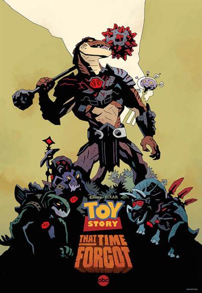 El nuevo especial del universo Toy Story llegará a ABC en diciembre