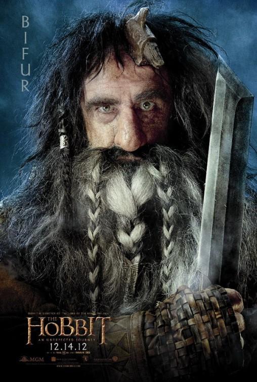 Foto de 'El hobbit: Un viaje inesperado', carteles (17/28)
