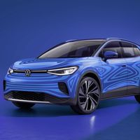 Volkswagen ID.4: el primer SUV eléctrico de la marca llegará este año con 500 km de autonomía