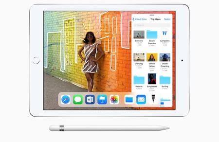 Apple presenta su nuevo iPad: se mantiene el diseño, soporte con Apple Pencil y el mismo precio de 2017