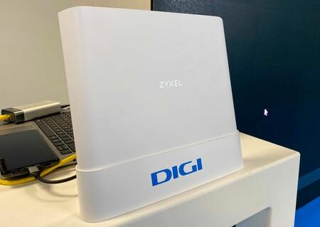 Router Wifi 6 Digi