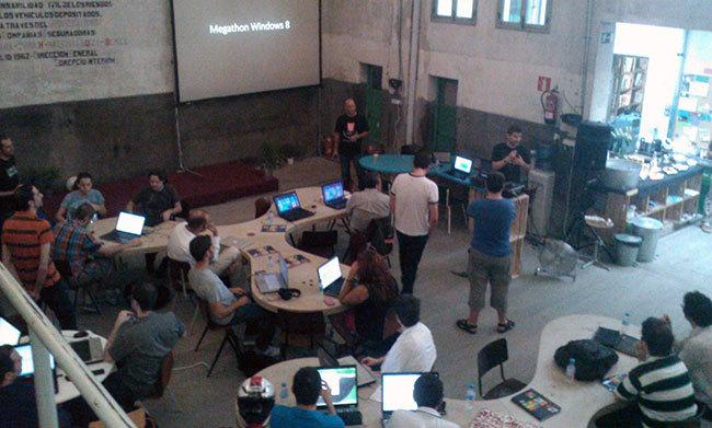 Megathon 2012