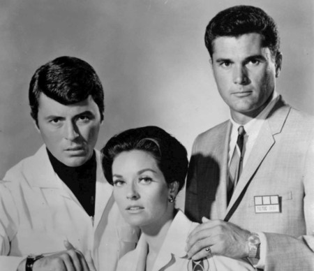 James Darren Lee Meriwether Robert Colbert Time Tunnel 1966