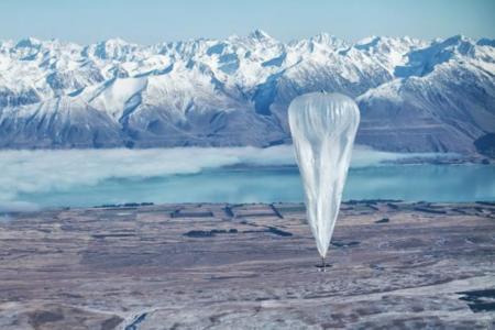 Los globos de Google, casi listos para empezar a funcionar el año que viene