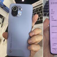 Xiaomi Mi 11: nuevas fotos e imágenes filtradas revelan casi todos los detalles del primer smartphone con Snapdragon 888