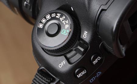 Boton Eos 5d Mark III