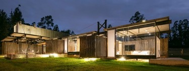 Una casa contenedor, by Daniel Moreno Flores