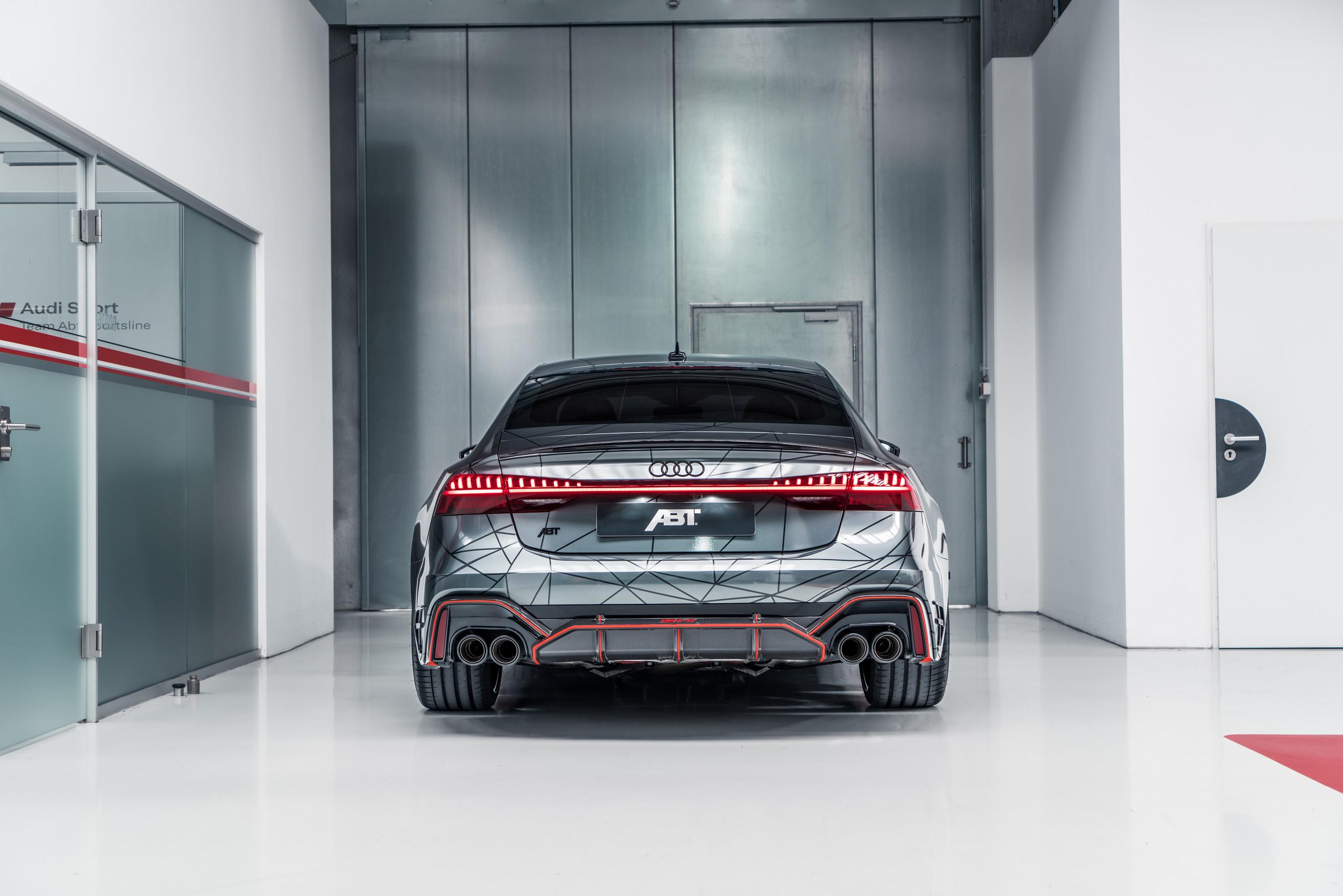 Foto de Audi ABT RS7-R (12/18)