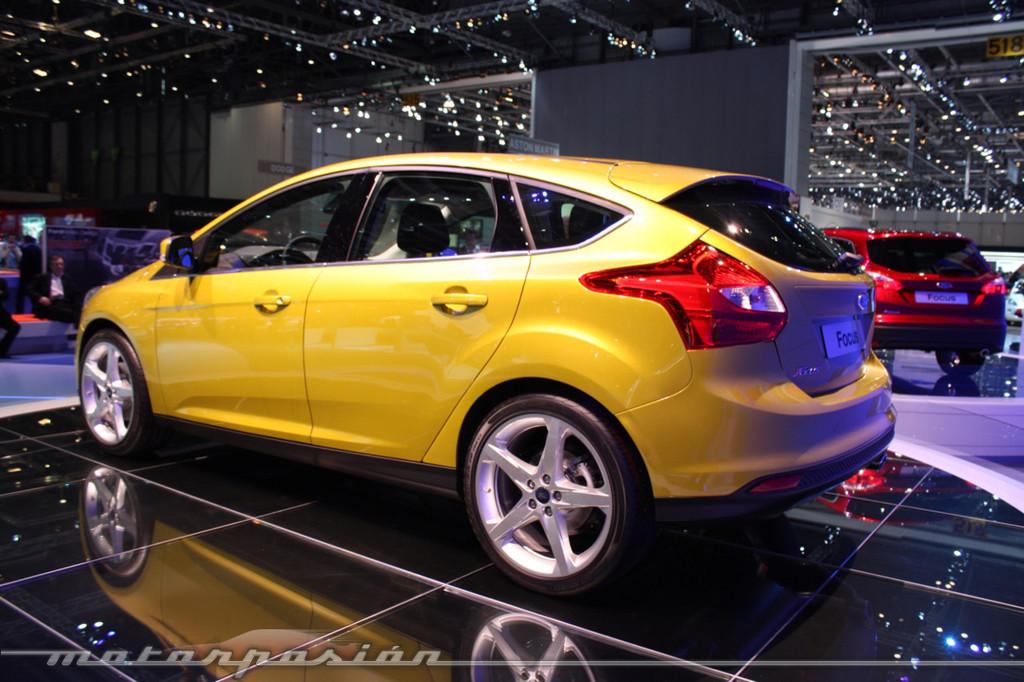 Foto de Ford Focus 2012 en el Salón de Ginebra 2010 (4/13)