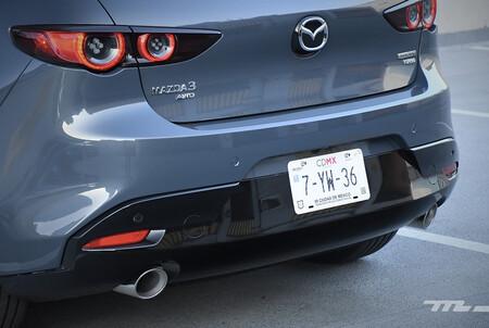 Mazda 3 Turbo Signature Mexico Opiniones Prueba 18