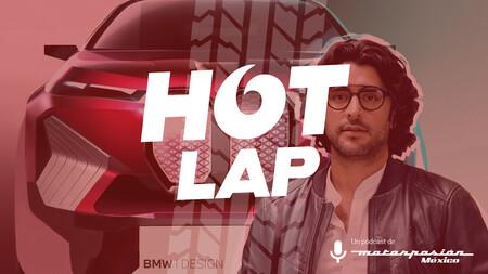 Hot Lap #30: la historia de José Casas, diseñador mexicano de BMW