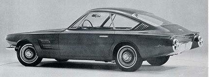 1963 Ford Allegro