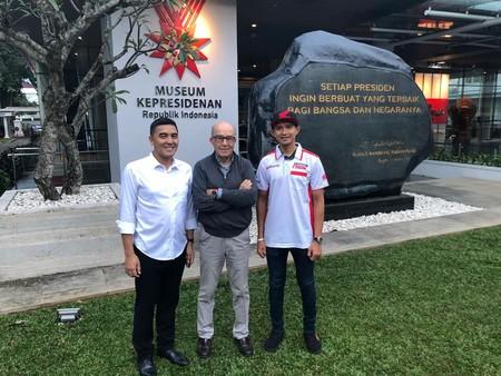 Así es el espectacular circuito urbano de Indonesia en el que MotoGP y Superbikes correrán a partir de 2021