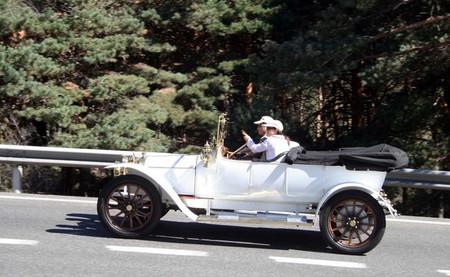 Nueva cita con los clásicos en Barcelona: I Rallye Sant Cugat-Tibidabo