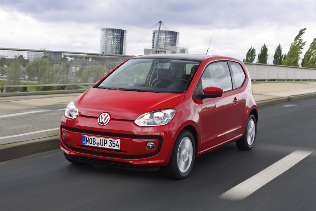 Foto de Volkswagen Up! (13/75)