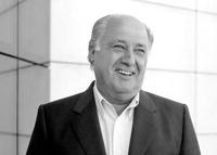 Amancio Ortega, el segundo más rico del mundo