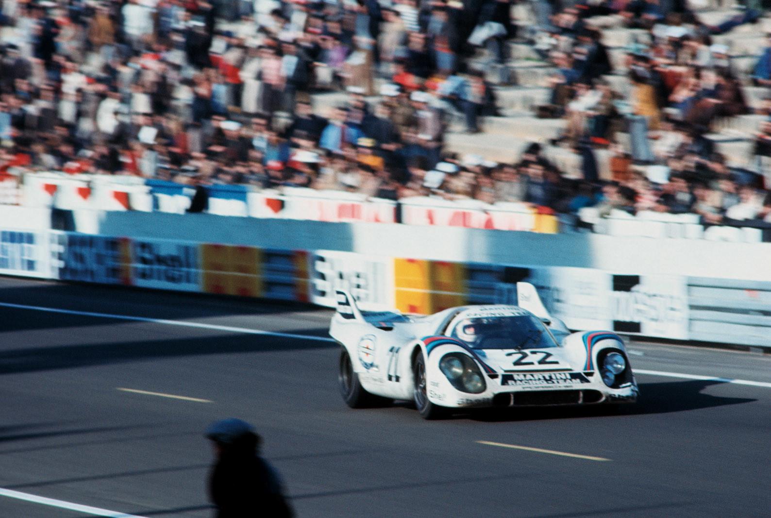 Foto de Campeones Porsche en Le Mans (2/28)