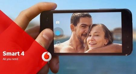 Vodafone Smart 4, toda la información