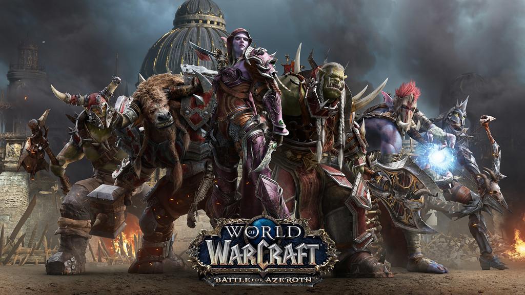 La historia de WoW: Battle For Azeroth finalizará el 15 de enero con Visiones de N'Zoth, su nuevo parche