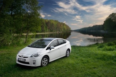 Tecnología al servicio del planeta: Toyota primera en el Global Green Brands