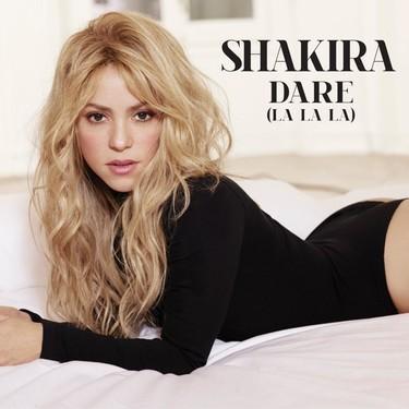 Shakira canta 'La la la'... no, no es Masiel