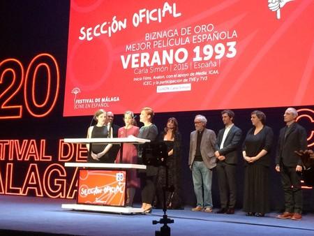 La exhibición internacional de cine español aumentó un 11% en el último año
