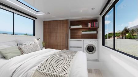 Living Vehicle 2020 Dormitorio