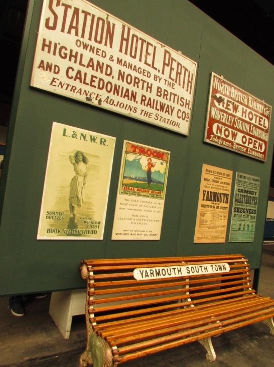 Foto de Museo Nacional del Ferrocarril York (4/10)