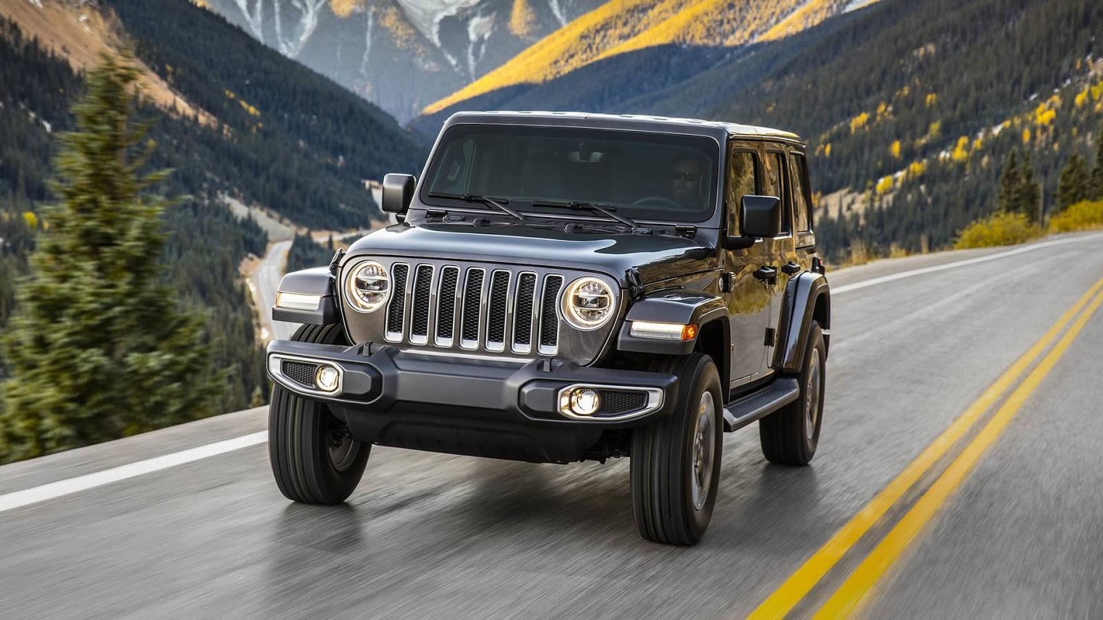 Foto de Jeep Wrangler 2018 (7/114)