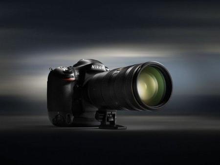 Nikon prepara un robot para las Nikon D4 y D800