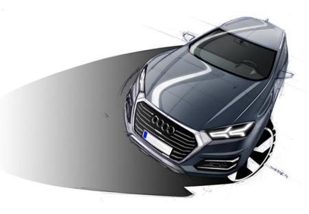 Audi ya prepara su SUV eléctrico de gran autonomía para 2018