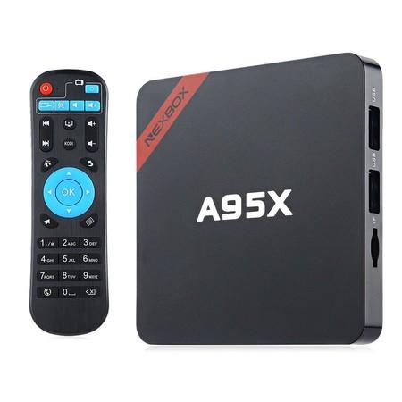 TV Box Android Nexbox A95X, con 2GB de RAM y 16GB de capacidad, por 36 euros