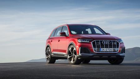 Audi LED laser faros CO2 UE