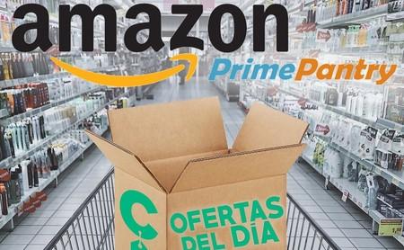 Mejores ofertas del 13 de diciembre para ahorrar en la cesta de la compra con Amazon Pantry