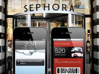 Buen comienzo de Passbook: Sephora registra veinte mil usos en las primeras 24 horas