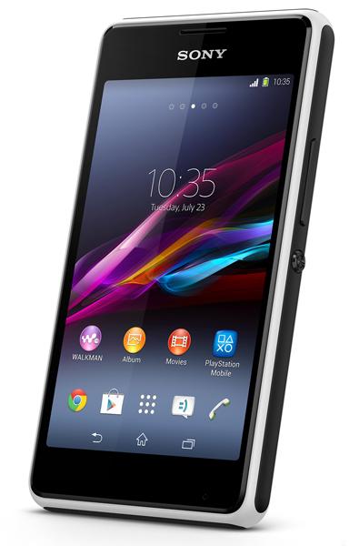 Sony Xperia E1, toda la información del nuevo Android de Sony