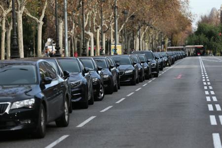 Vtc Huelga Madrid